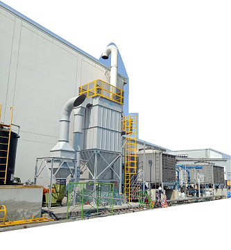 dust collector project design