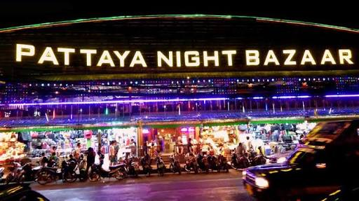 Pattaya Night barzaar