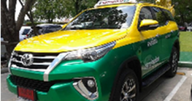 taxi fortuner